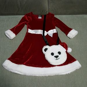 Other - Velvet Holiday Dress